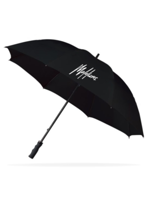 Malelions Umbrella Signature Logo - Black