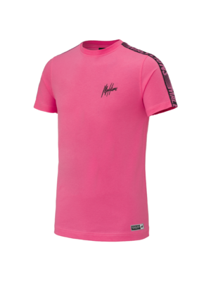 Malelions x Soccerfanshop Malelions x Soccerfanshop - Sport T-Shirt - Pink/Black