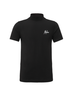 Malelions Turtle Neck Signature - Black