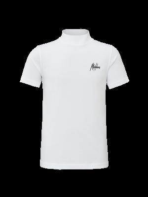 Malelions Turtle Neck Signature - White | PRE-ORDER
