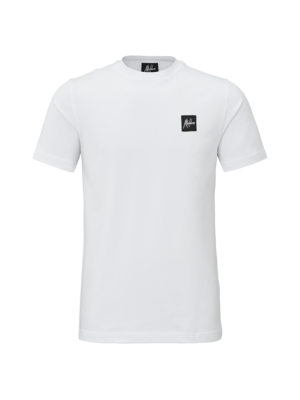 Malelions T-shirt Patch - White | PRE-ORDER