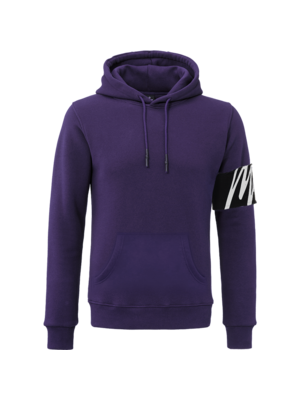 Malelions Captain Hoodie - Purple/Black