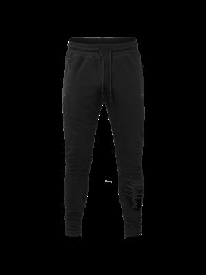 Malelions Signature trackpants Black/Black
