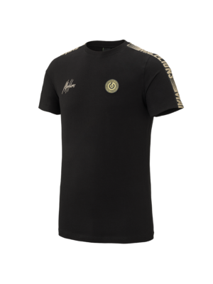 Malelions Sport Sport T-shirt - After Game - Black/Gold