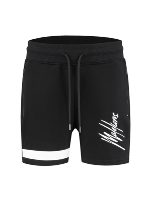 Malelions Short Pablo 2.0 – Black/White