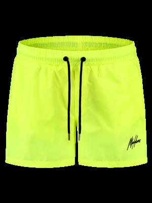Malelions Swimshort Francisco - Neon Yellow