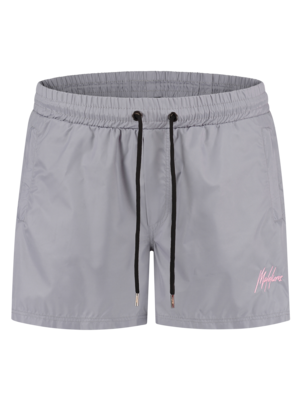 Malelions Swimshort Francisco - Matt Grey