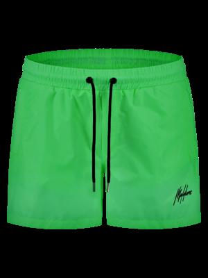Malelions Swimshort Francisco - Neon Green