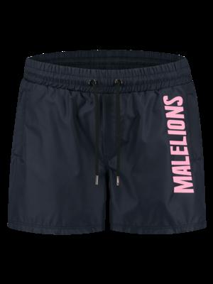 Malelions Swimshort Nium - Navy