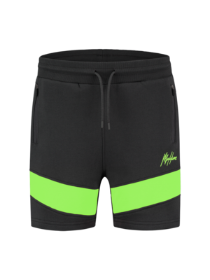 Malelions Sport Short Uraenium Sport - Light Antra/Green