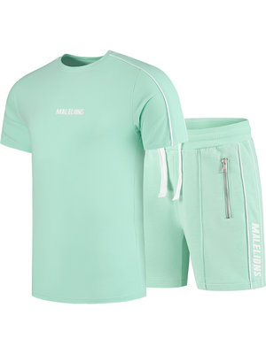 Malelions Twinset Thies - Mint | PRE-ORDER