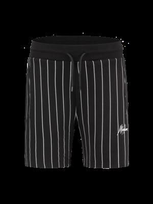 Malelions Sport Stripes Short Sport- Black