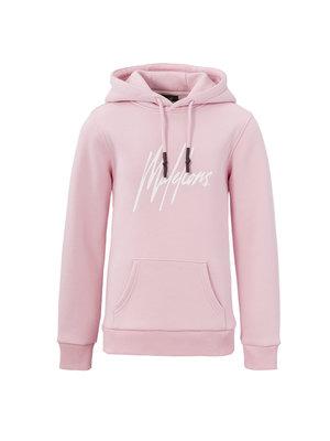 Malelions Junior Junior Hoodie Signature - Pink