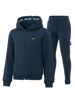 Malelions Junior Junior Tracksuit Patch - Navy