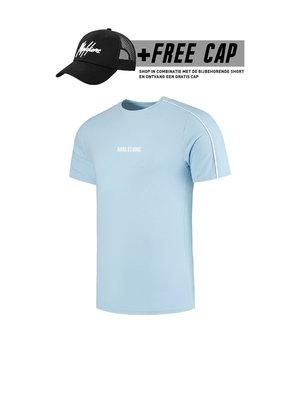 Malelions Thies T-shirt - Light Blue (+FREE CAP*)