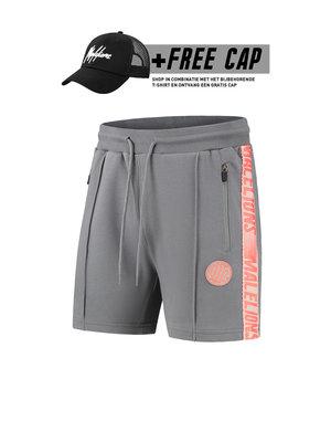 Malelions Sport Short Home kit Sport - Salmon/White (+FREE CAP*)