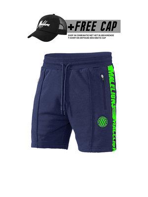 Malelions Sport Short Home kit Sport - Navy/Green (+FREE CAP*)