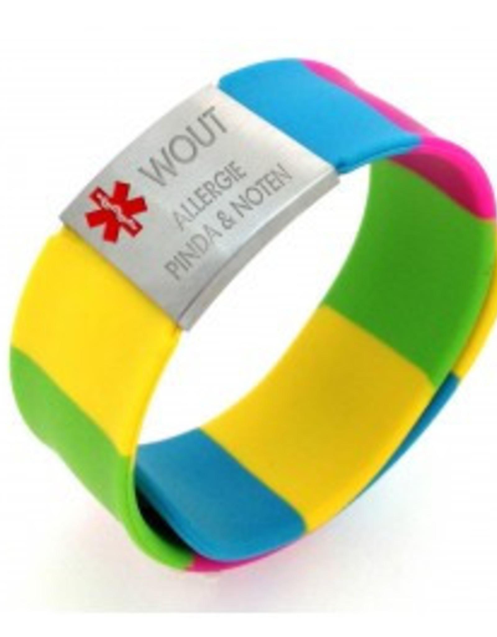 Bracelet Cliquez & Partez