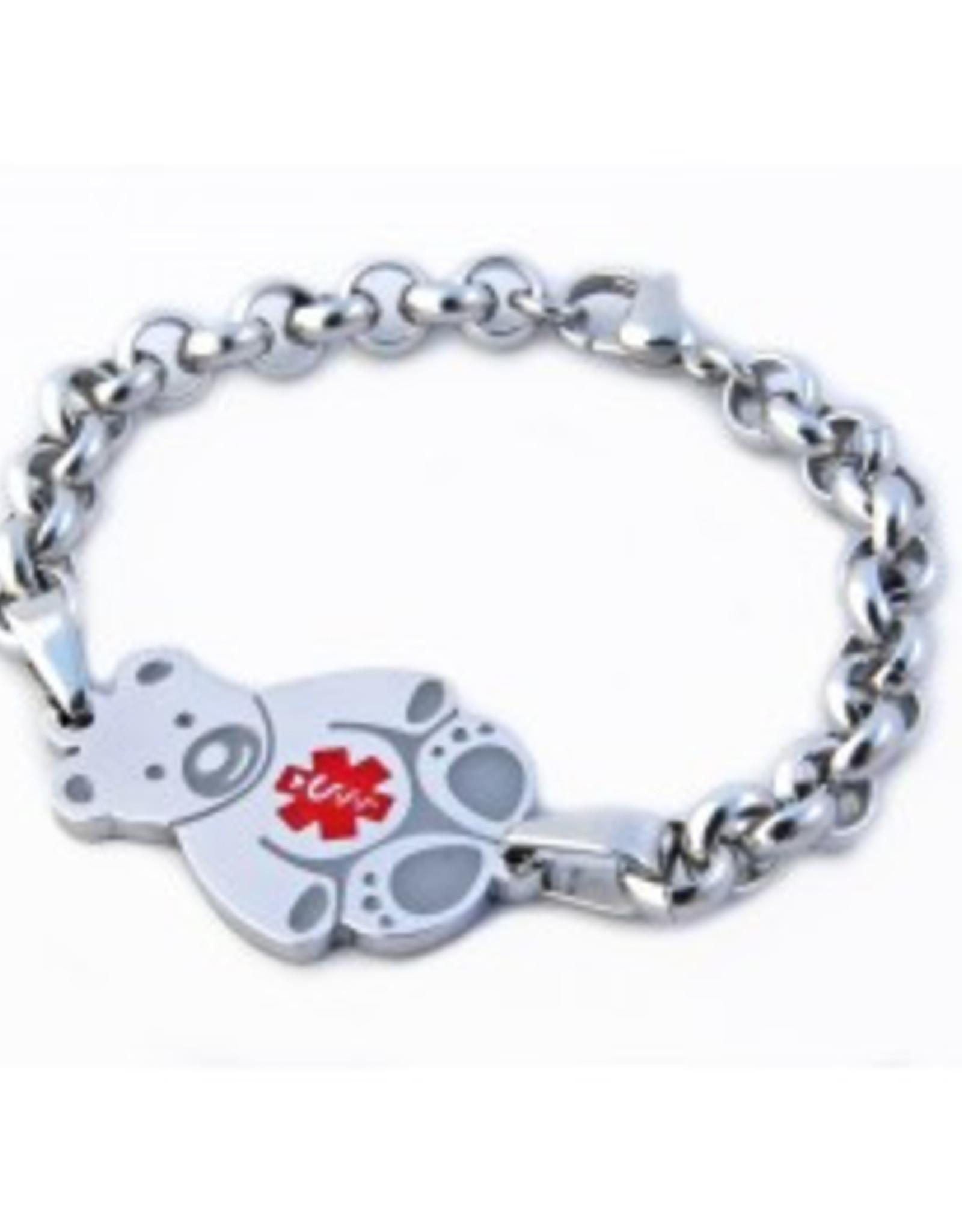 Bracelet Bear Nice