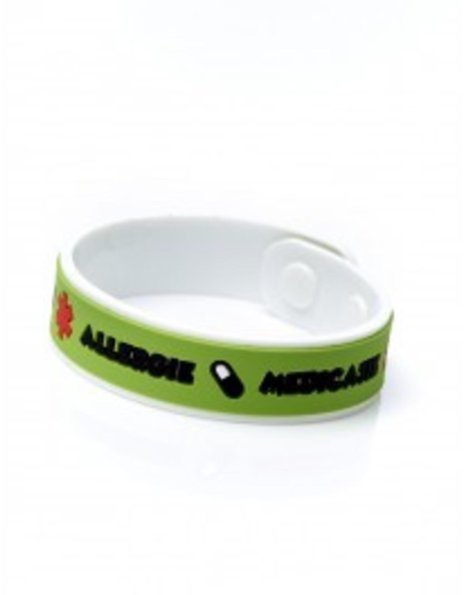 Bracelets d'allergie pour adultes