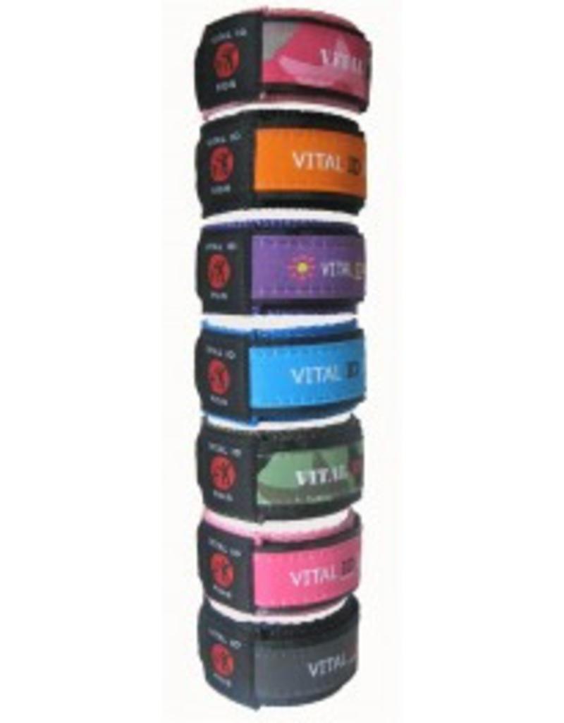 Populair Child ID Velcro Armband - My ID+ #ST42
