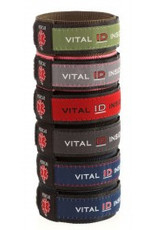 Bracelet d'identification médicale Velcro medium