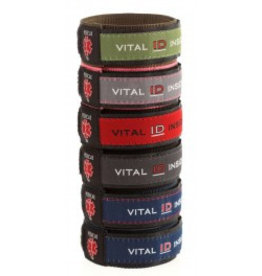 Medical ID Velcro Armband medium