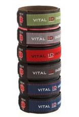 Bracelet d'identification médicale Velcro large