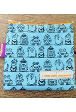 Practical allergy cookie bag for children!