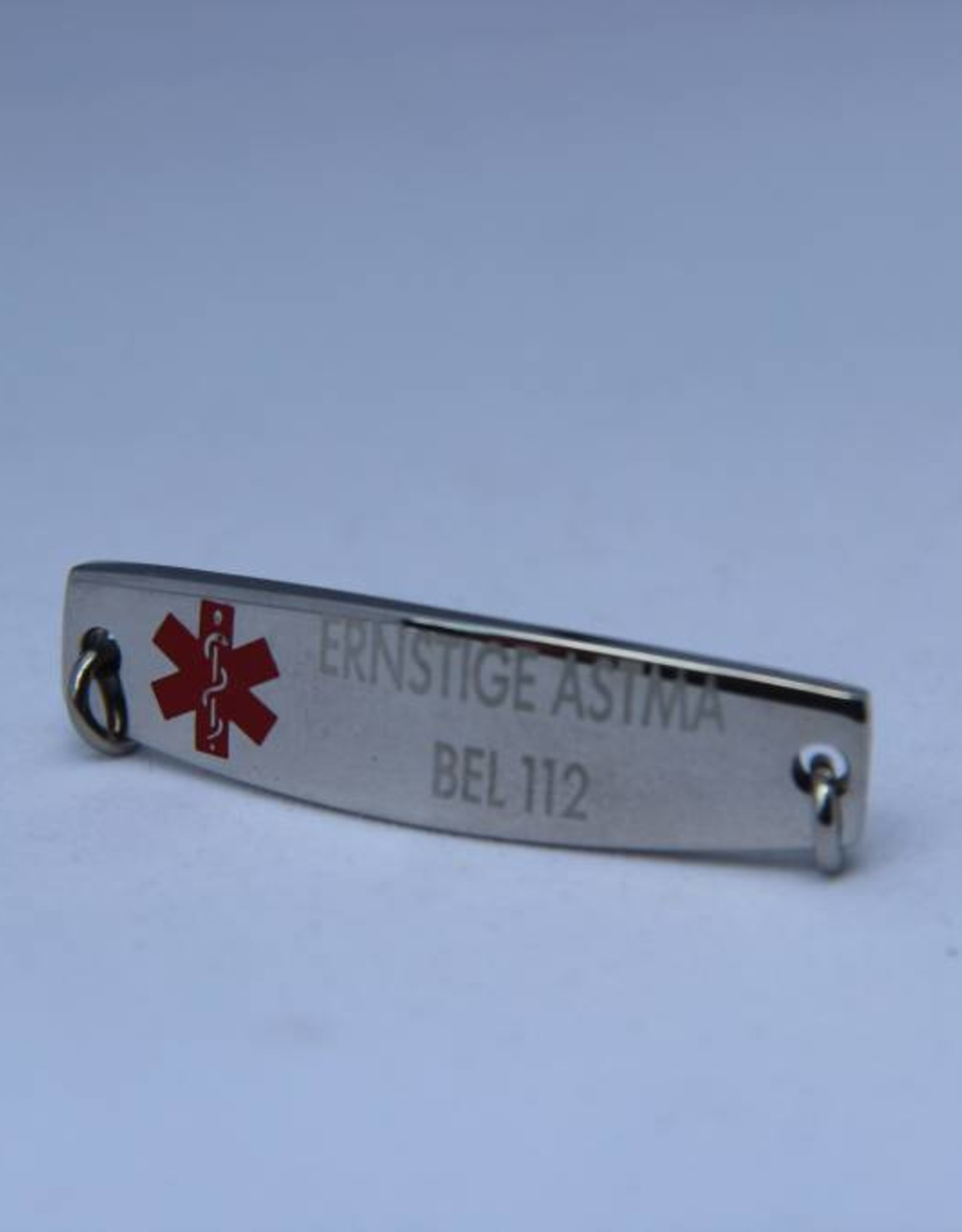 Medical Identification plate 2
