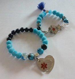 Eigen atelier Combination bracelet for parent and child