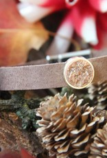 Eigen atelier Armband Glow met magneetsluiting