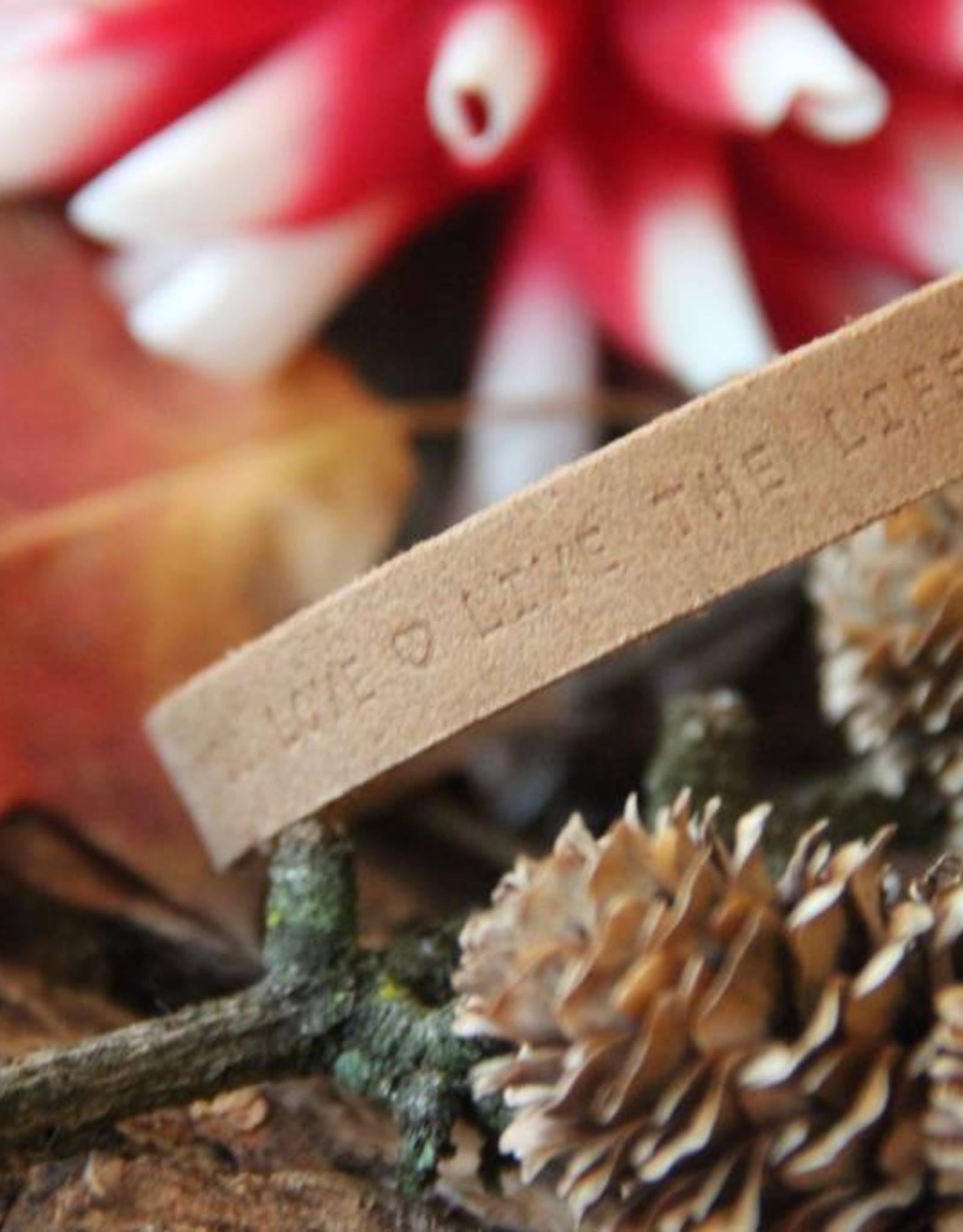 Eigen atelier Bracelet Spell with magnetic closure