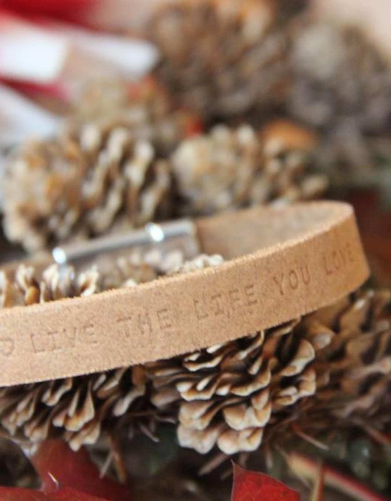 Eigen atelier Armband Spell met magneetsluiting