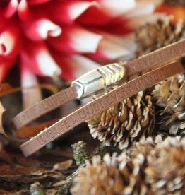 Eigen atelier Bracelet Wrap Enjoy