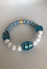 Eigen atelier Bracelet Summer Blue