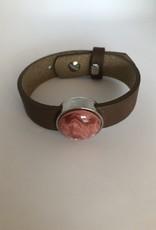 Eigen atelier Bracelet Brown rose