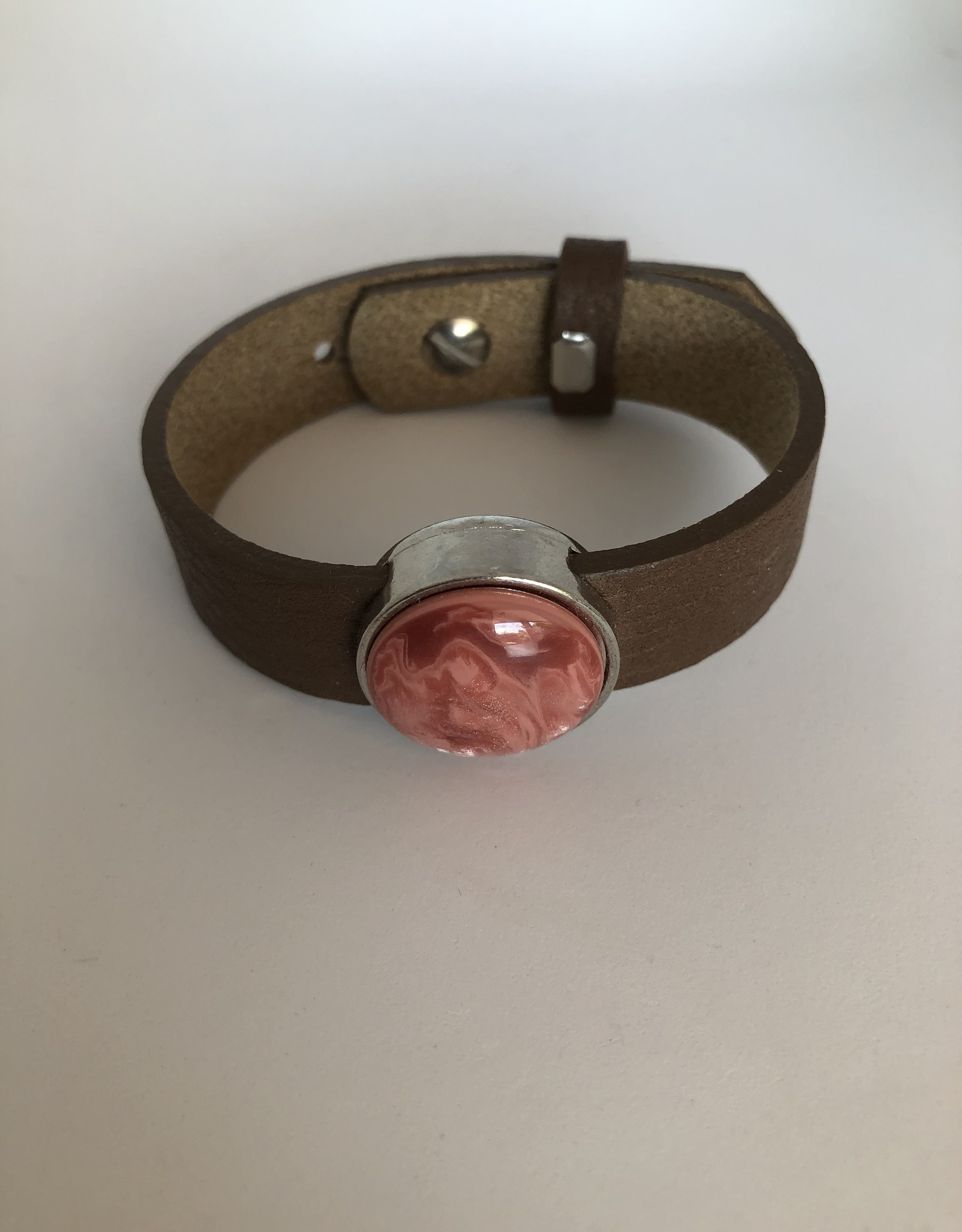 Eigen atelier Armband Brown Rose
