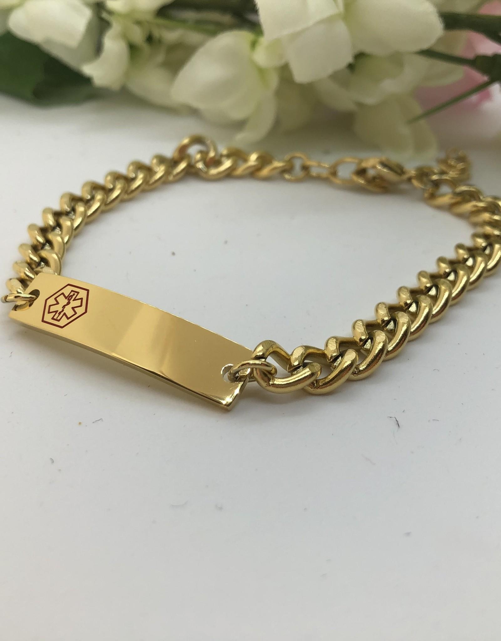 Eigen atelier Bracelet Classic Gold - Silver