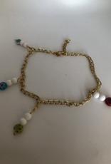 Eigen atelier Ankle bracelet Simple