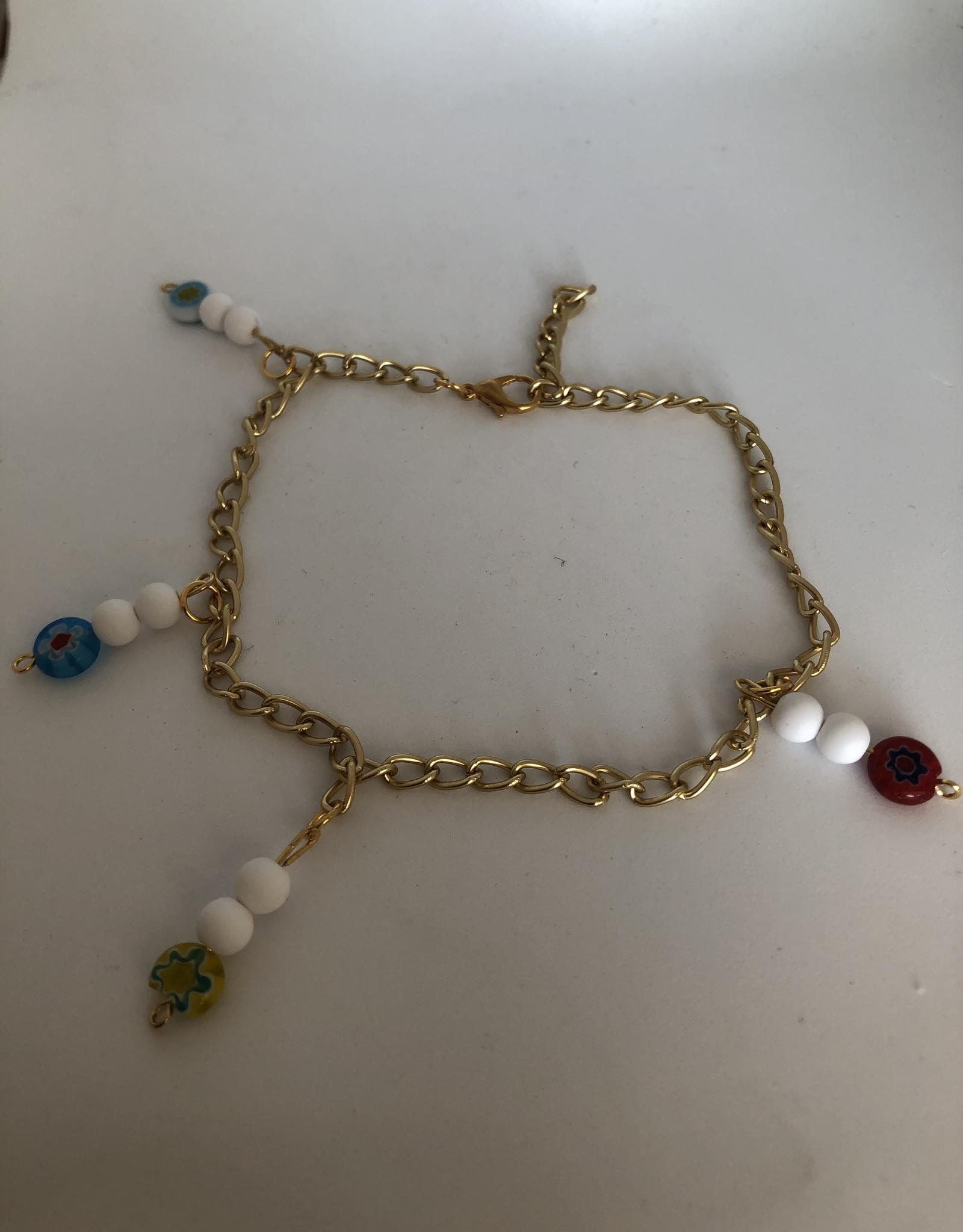 Eigen atelier Bracelet de cheville Simple