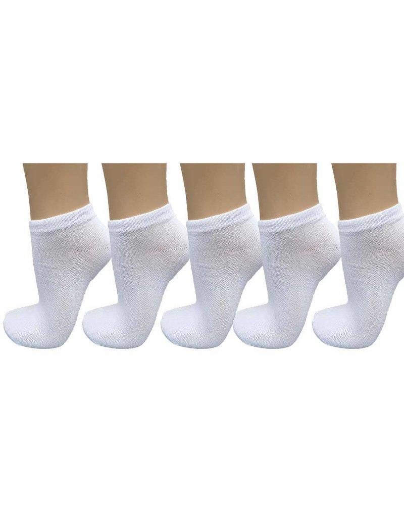 Naft 5 paar sneaker sokken van naft