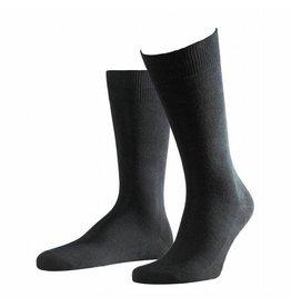 Eureka Nette Effen Bamboe Sokken - Per 3 paar