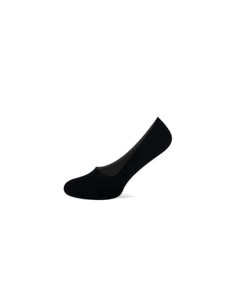 Teckel Onzichtbare sneakersokken met siliconen rand