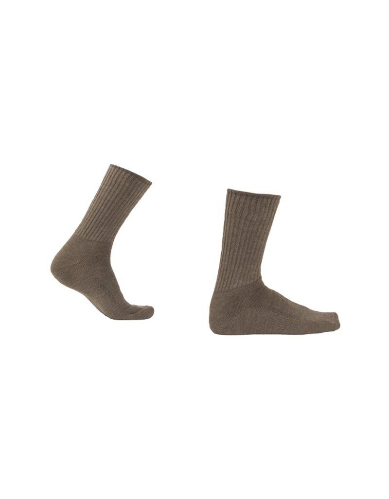 Merino Wollen Sokken met Badstof - S9