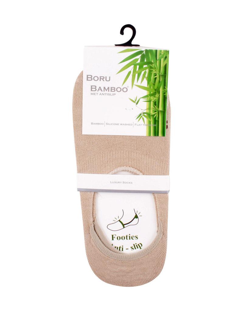 Boru Bamboo Bamboo onzichtbare sneakersokken