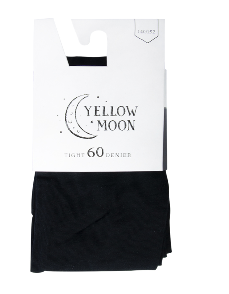 Yellow Moon Kinderpanty gevormd 60 Denier