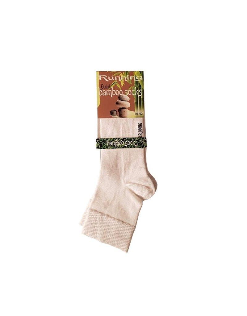 Eureka Sportieve quarter  Sokken van Bamboo