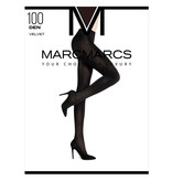 Marcsmarcs MARCMARCS 100 denier Velvet Opaque 3D panty