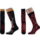 Homesocks Heren kerstsokken - Christmas socks (2 Paar)